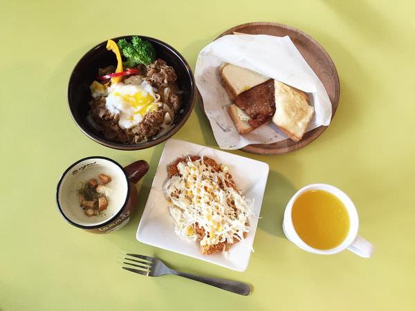 【台中西區】平價銅板美食「凱撒盒子CAESARBOX」招牌豬排蛋吐司加飲品只要50元!