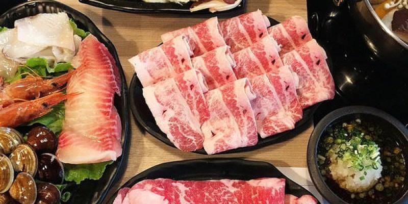 【台北國父紀念館】大初火鍋SHABU SHABU│美國Prime頂級牛肉,超值海鮮盤,精緻美味物超所值!