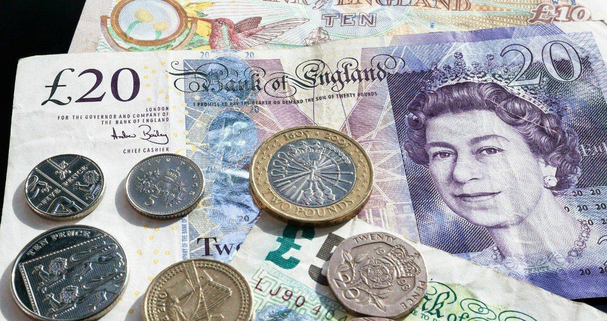 money british pound