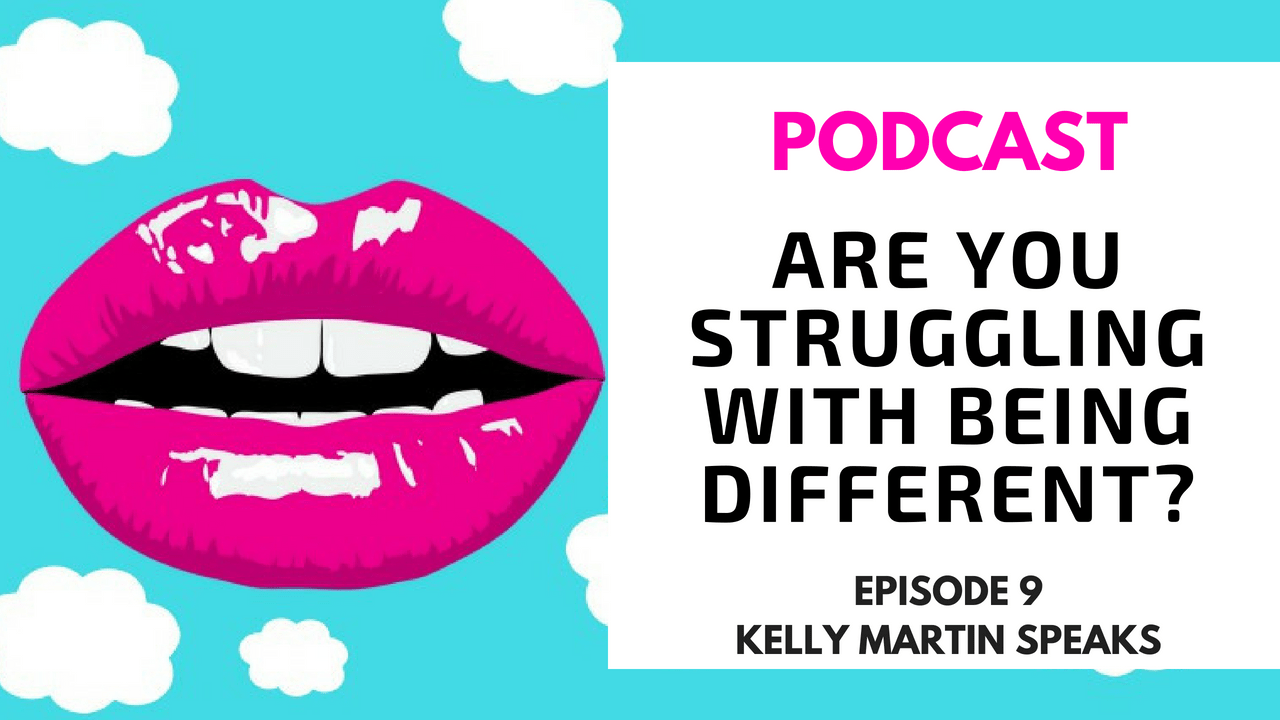 Are You Struggling With Being Different?