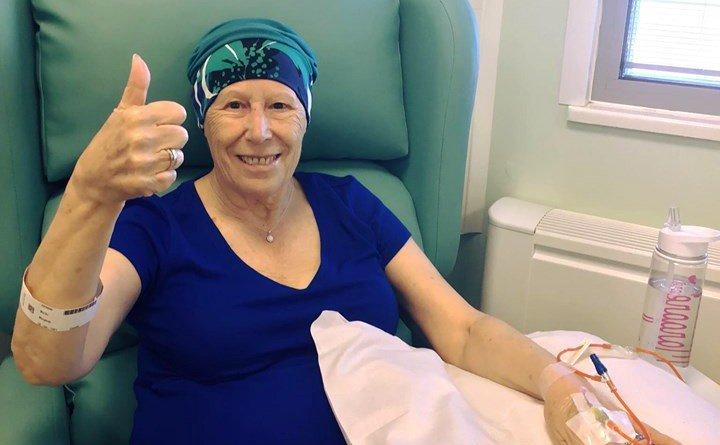 chemotherapy side-effects positive story