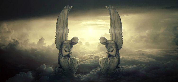 embrace dark light angels