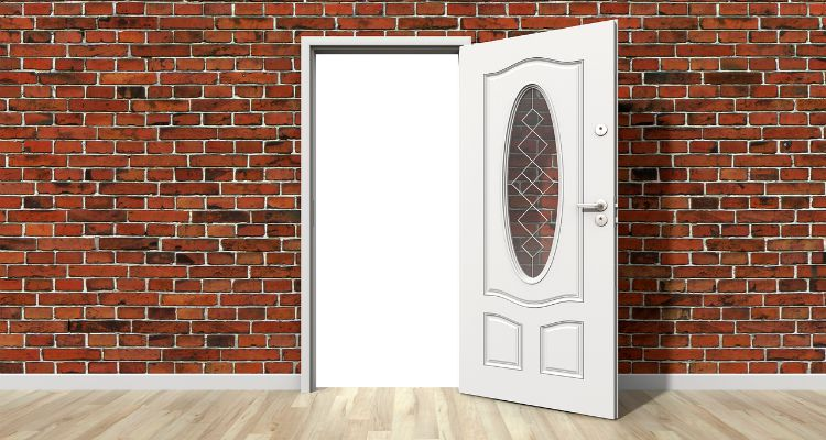 wall door life block