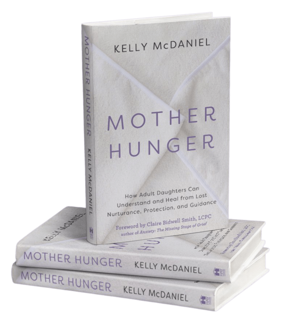 kelly book stack
