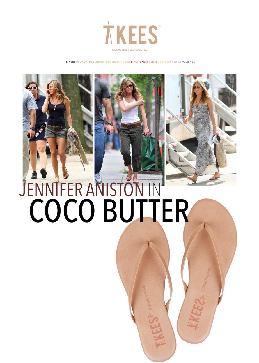 TKEES Jennifer Aniston