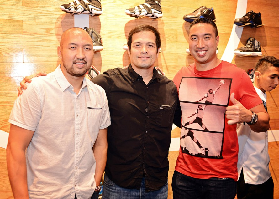 Ginebra-head-coach-and-Titan's-Jeff-Cariaso-with-Alvin-Patrimonio-and-San-Juan-Vice-Mayor-Francis-Zamora