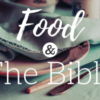 Food & the Bible