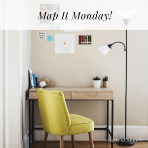 Map It Monday from Kelly O'Neill