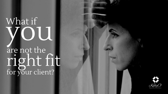 Are You The Right Fit For Your Client?