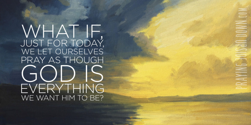 GRAPHIC what if God is everything