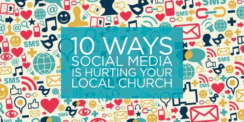 Graphic 10 ways social media