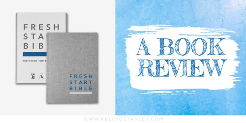 fresh start book review graphic