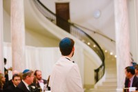 Jewish Winter Carnegie Institute for Science Wedding