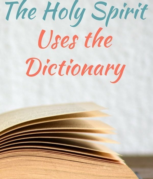 The Holy Spirit Uses the Dictionary: 10 Verses on Patience