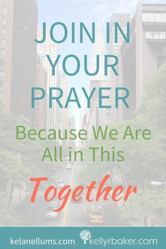Join in your prayer because we are all in this together with the fighting between the black, white, and blue. Prayer is part of the solution. #prayer #unity #spiritualgrowth