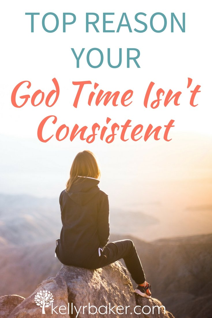 Our God time needs to be a daily endeavor. God desires for us to spend time with Him daily. Making a habit of it is key. #thrive #godtime #quiettime #devotions #spiritualgrowth #dailytime #thrivinginchrist #habit