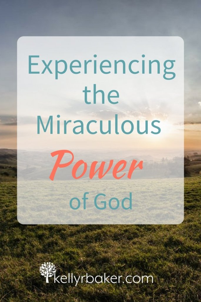 What would it have been like to have experienced the miraculous power of God firsthand like Moses, Elijah, or Peter? Could that be what God desires for us?
