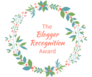 blogger recognition award | KellyRBaker.com