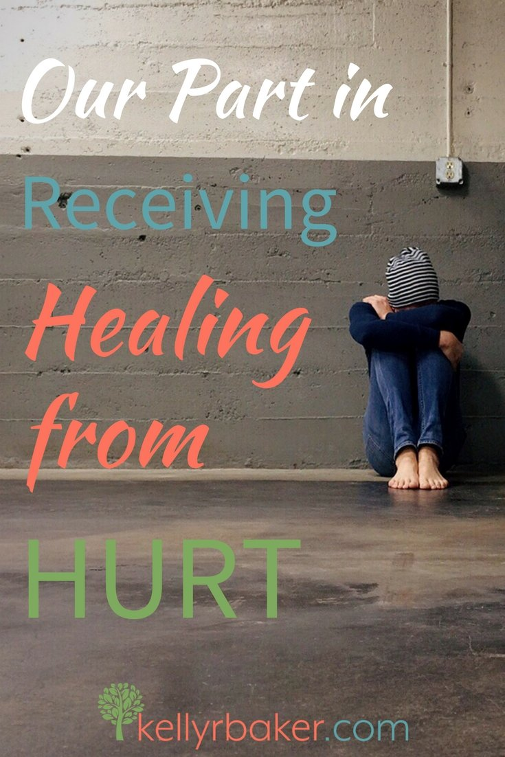 You don't have to stay in the pain of hurt forever. God heals the broken heart. Here's your part to receive healing. #thrive #biblicaltruths #spiritualgrowth #forgive #relationships #hurt #brokenheart