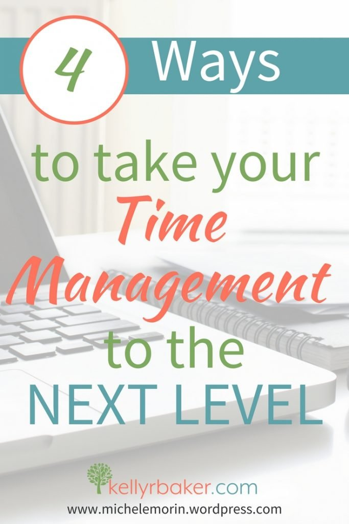 The most common complaint about time management is lack of time. The challenge is to make the most of our little minutes. Here are four easy tips to take your time management to the next level. #thrive #thrivinginchrist #time #timemanagement #tips #productivity