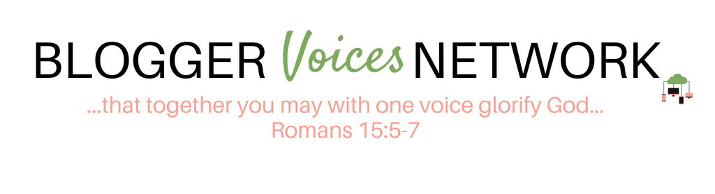 "The heart and foundation of the Blogger Voices Network is that we would together ""with one voice glorify God"" (Romans 15:5-7). We practice contentment, keep our blog as an offering for God's glory, and not allow comparison to divide us through the mission of the Network. Female Christian faith bloggers may join."