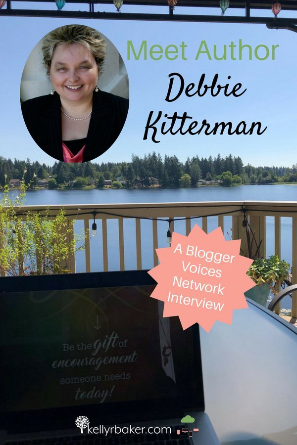 We're pleased to interview Blogger Voices Network Member Debbie Kitterman on her significant walk with Jesus, amazing new book, and typical workday! #BloggerVoicesNetwork #BVNetworkParty #ThrivingInChrist #Dare2Hear #propheticencouragement #author #booklaunch #bethegift #interview #blogger #wisdom #spiritualgrowth #Christian #blog