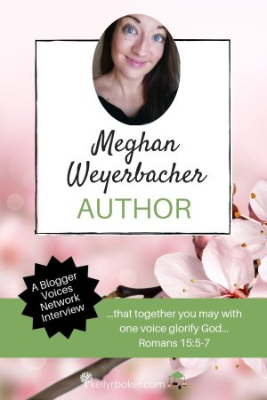 Meet Blogger Voices Network Member Meghan Weyerbacher!