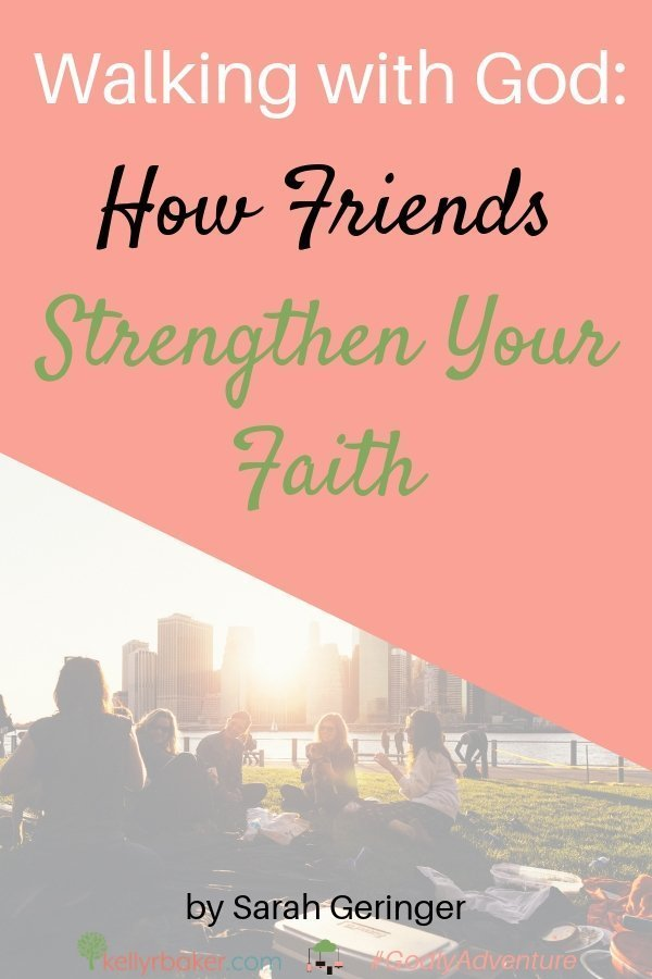 When you find a Christian friend, you find a treasure. Godly friends strengthen your faith. In this post you will find some tips to gain new friends. #GodlyAdventure #WalkingwithGod #BloggerVoicesNetwork #ThrivingInChrist #Bible #Christian #Jesus #friends #friendships #relationships