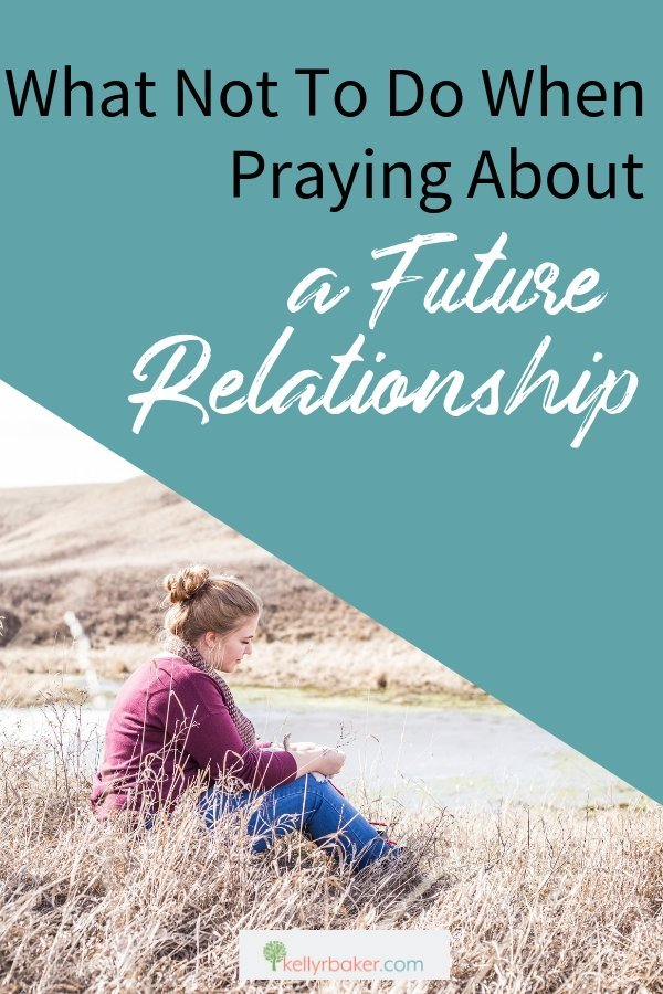 Are you praying about a future relationship? Here's what not to do when you want to know God's will. #ThrivingInChrist #Godswill #direction #prayer #relationships #choices #guidance #fleece #usingafleece #spiritualgrowth
