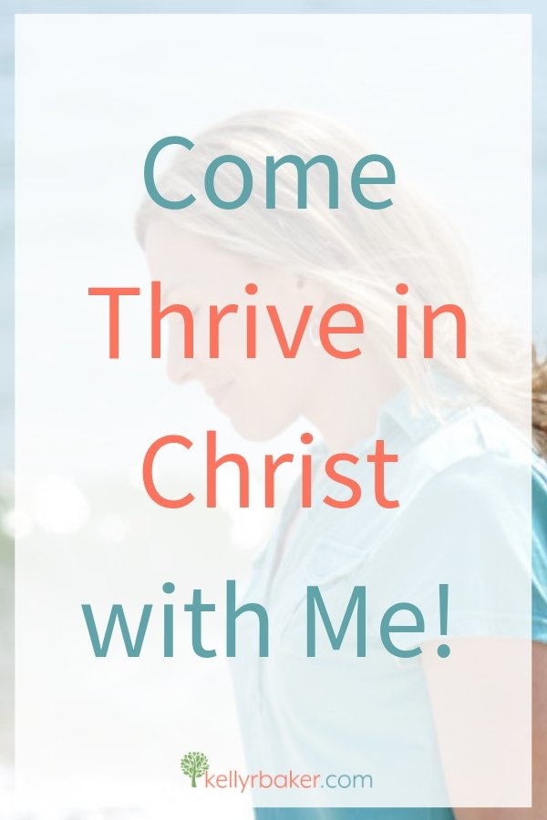 Want to grow closer to God? Here you will find me encouraging you to thrive in Christ as well as in your relationships. My posts are a mix of solid biblical truths mixed with personal mishaps—I mean experiences. Come thrive in Christ with me! #thrivinginchrist #dailytime #biblicaltruths #spiritualgrowth