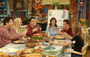 thanksgiving friends