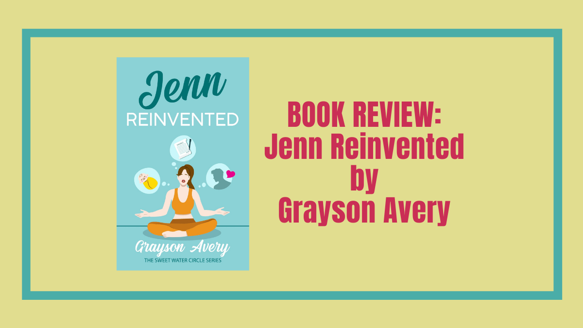 BOOK REVIEW: Jenn Reinvented