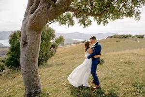 Akaroa Wedding