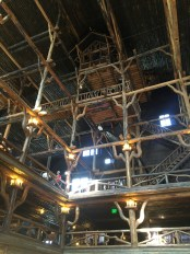 The inside of this lodge (Old Faithful Inn) is absolutely BEAUTIFUL!
