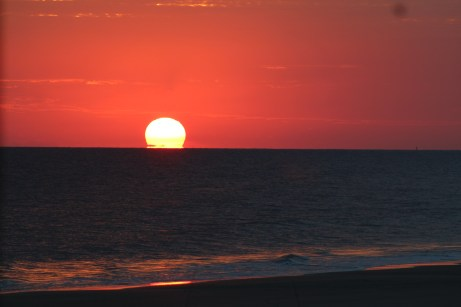 Sunset, November 2015 Oak Island, NC