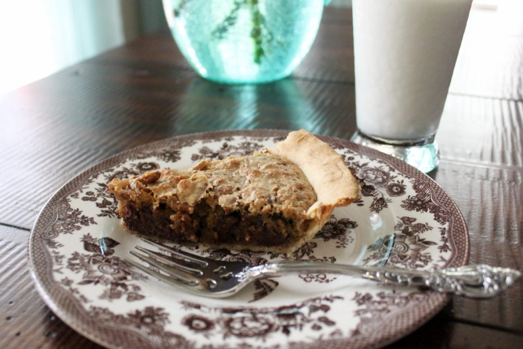 Texas Derby Pie