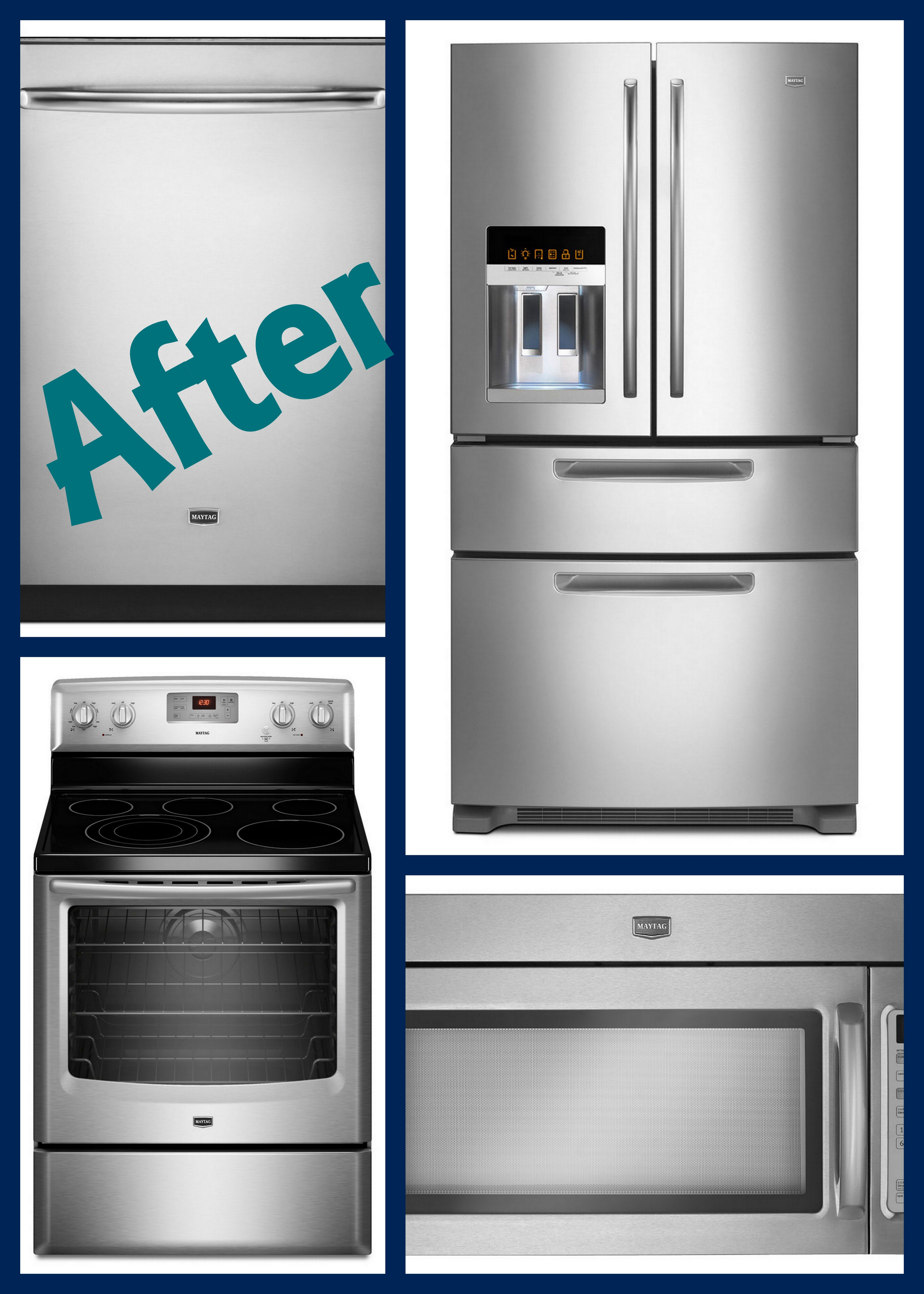 maytag kitchen appliances elkay sink mistakes i made when choosing my old