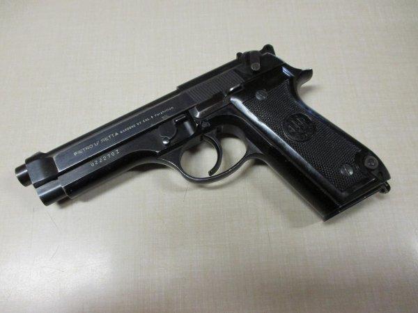 Surplus Beretta Police 92S - 9mm