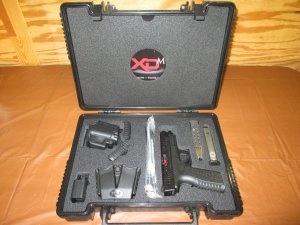 XD(M) .40 S&W Full Size - Range Kit