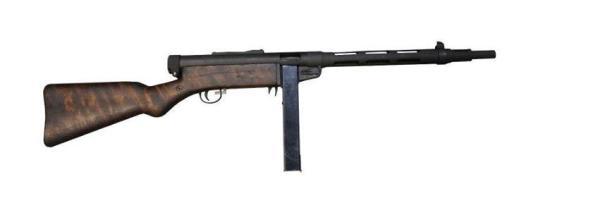 TNW Suomi M31 - 9mm