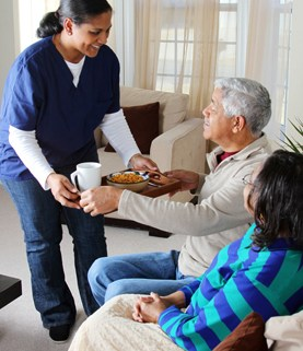Considering In Home Care for your Loved One