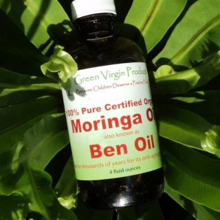 10 Reasons To Use Green Virgin Moringa Oil  #productreview