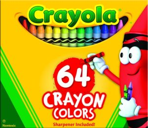 crayola-Things that make people go aww