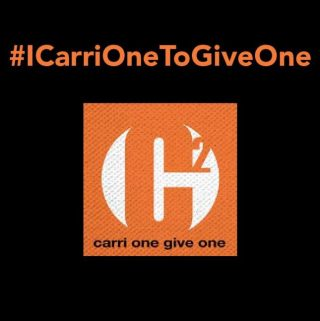 Carri One To Give One Backpack Review #ICarriOneToGiveOne