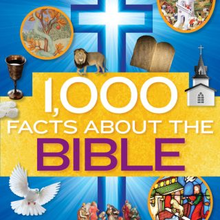 National Geographic Kids 1,000 Facts About The Bible & Giveaway  #bookreview