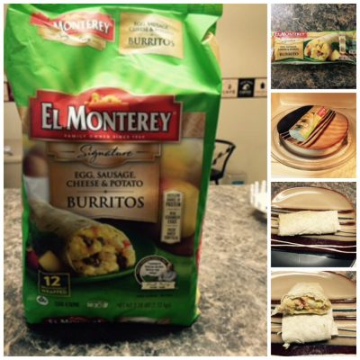 Make Breakfast in a Snap with El Monterey #MomWins