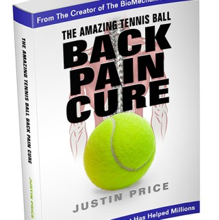The Tennis Ball Techniques to Cure Back Pain #bookreview