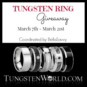 Tungsten World RING Giveaway