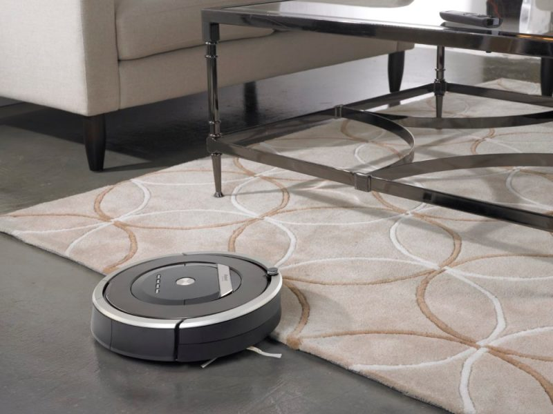 Sit Back and Let the iRobot Roomba 870 Do the Work #iRobotatBestBuy
