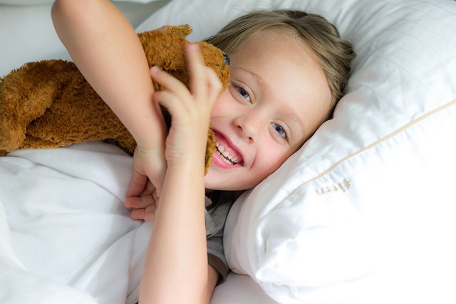 When Is It Time to Kick Your Kids Out Of Your Bed?